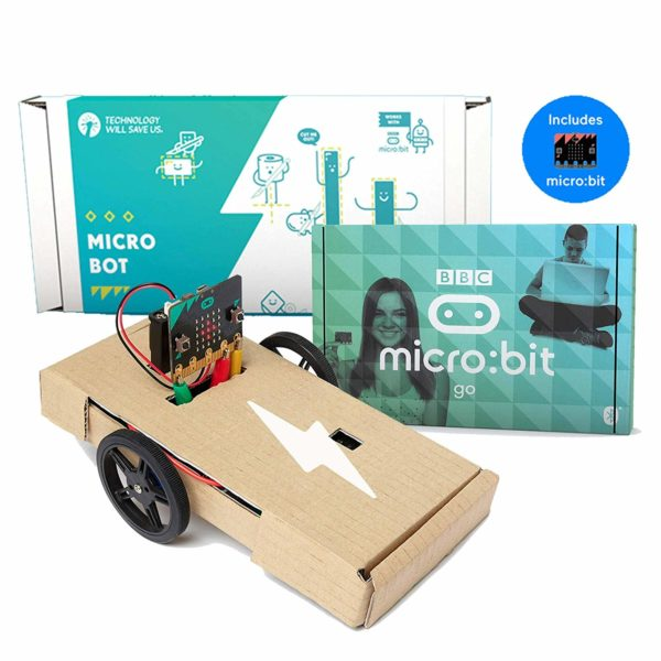 Tech Will Save Us, Micro:bot Pack