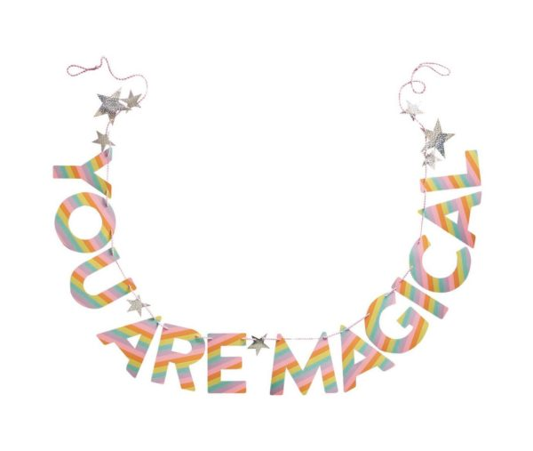 "Unicorn ""You Are Magical"" Banner - Spritz™"