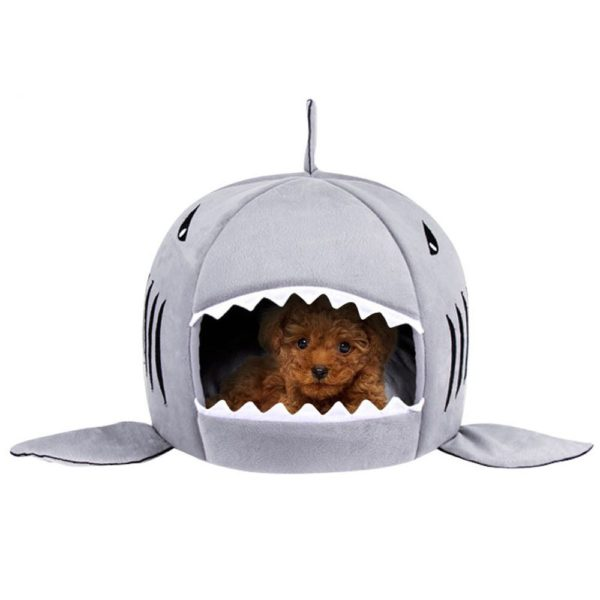 Washable Shark Pet House