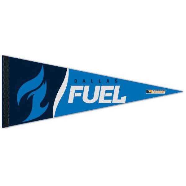 "WinCraft Dallas Fuel 12"" x 30"" Premium Pennant"