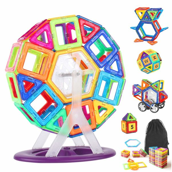 Magnetic Building Blocks Toys Set
