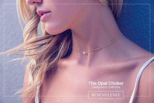 Benevolence LA Opal Choker Necklace