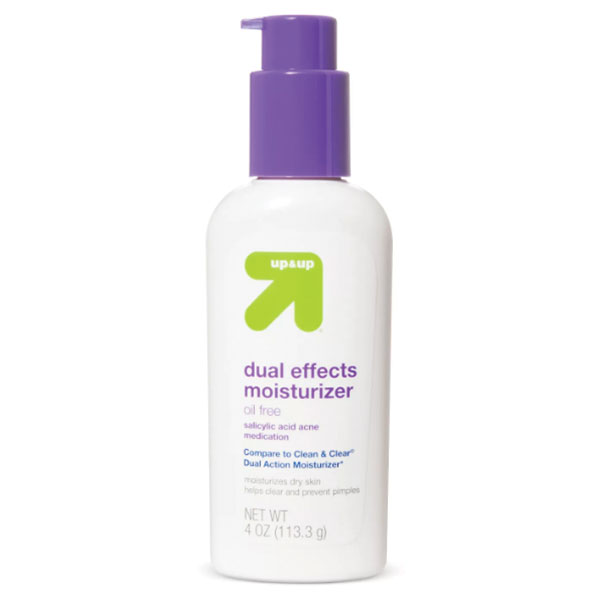 Action Moisturizer 4oz - Up&Up™ (Compare to Clean & Clear Dual Action Moisturizer)