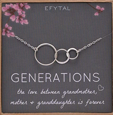 EFYTAL Generations Necklace