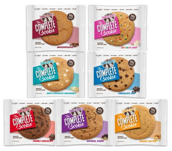 Lenny & Larrys The Complete Cookie Variety Pack