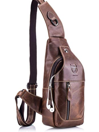 WeeDee Men's Sling Bag