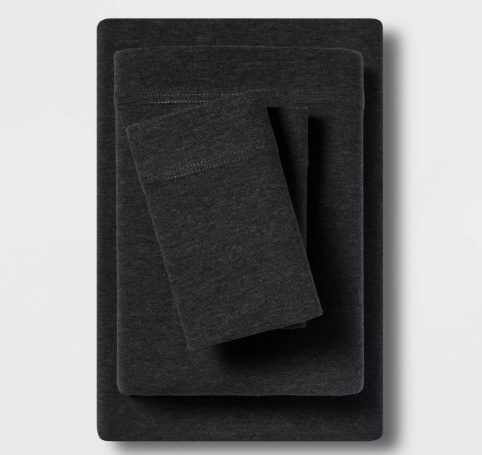 Solid Jersey Sheet Set - Room Essentials™