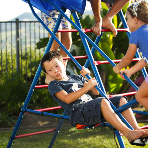 The 9 Best Swing Sets for Toddler Backyard Fun