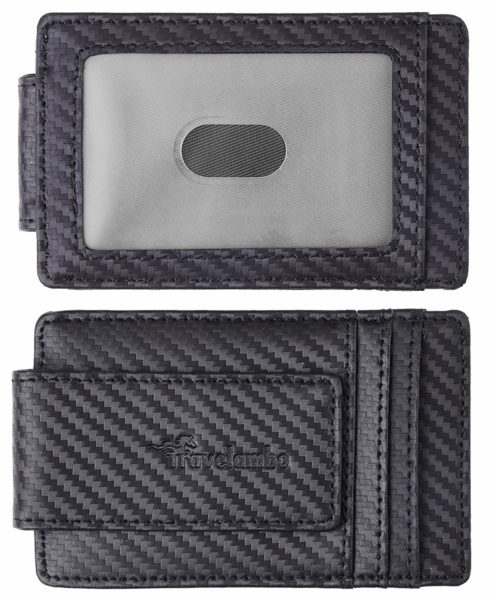 Travelambo Money Clip Wallet