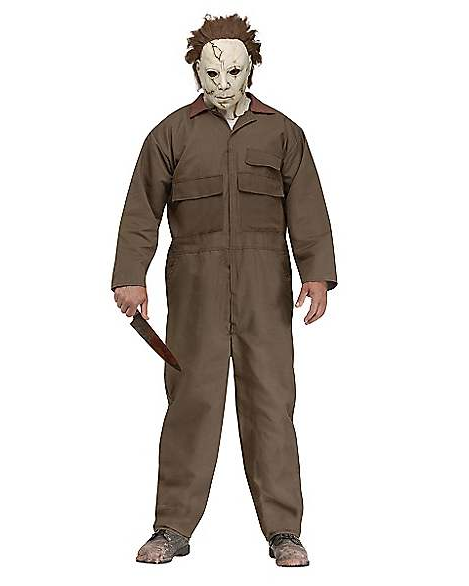 Adult Michael Myers Costume - Rob Zombie
