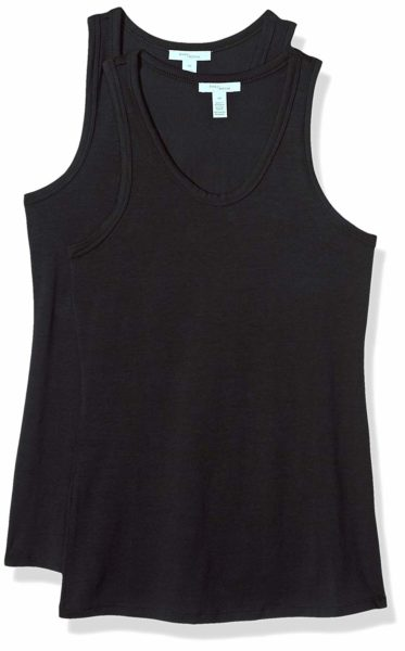 Amazon Brand - Daily Ritual Women's Stretch Supima Cotton Racerback Tank Top