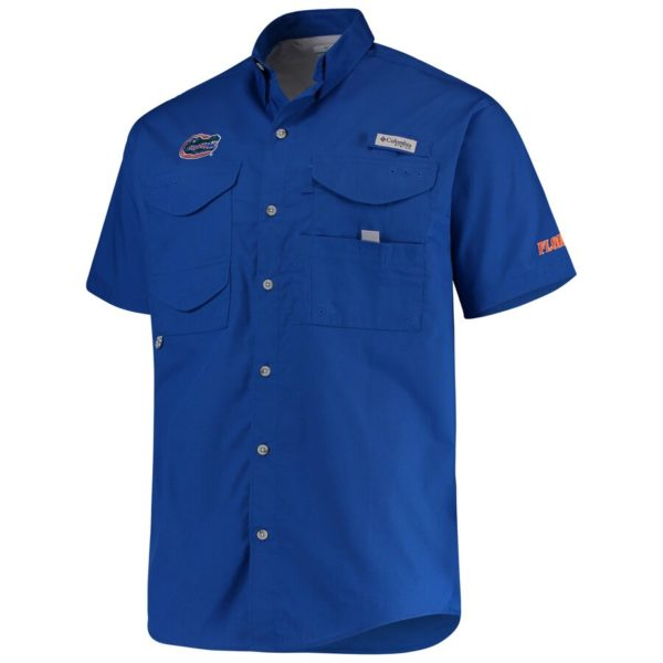 Florida Gator Columbia PFG Short Sleeve Shirt