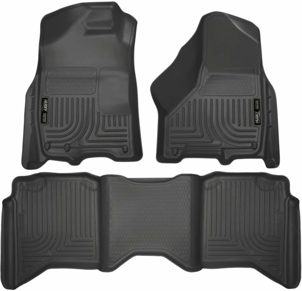 Husky Liners Front & Second Seat