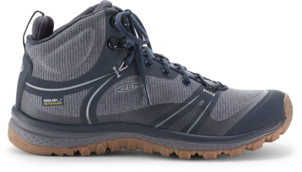 KEEN Terradora Waterproof Mid Hiking Boots - Women's
