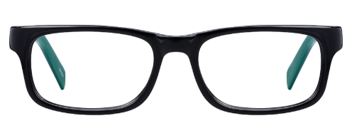 Kids' Rectangle Glasses 667521
