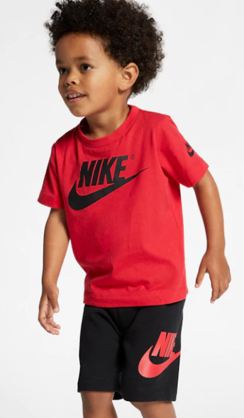 Nike HBR Tee Set