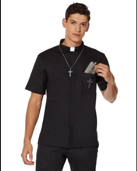Priest Costume Kit