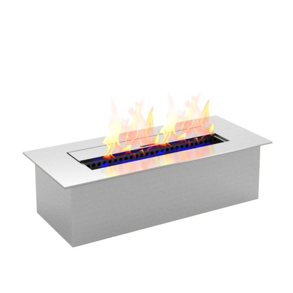 Regal Flame Slim 12-Inch Bio Ethanol Fireplace