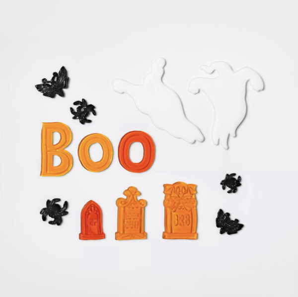 Ghost & Boo Halloween Window Cling - Hyde & EEK! Boutique™