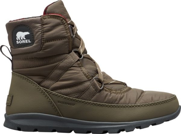 Sorel Whitney Short Lace Snow Boots - Women's