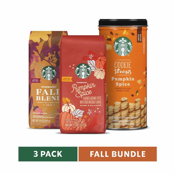 Starbucks Fall Bundle