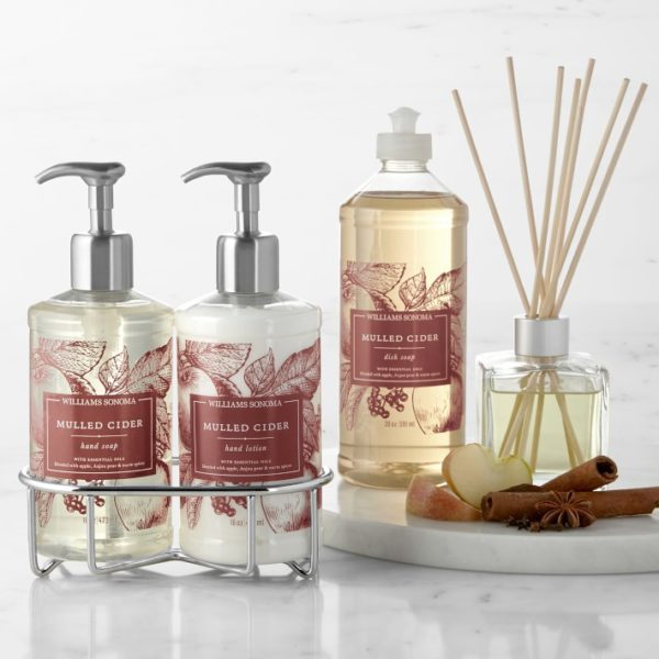 Williams Sonoma Mulled Cider Essential Oils Collection