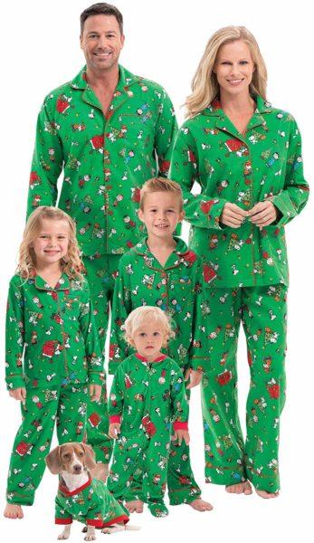 PajamaGram Family Christmas Pajamas