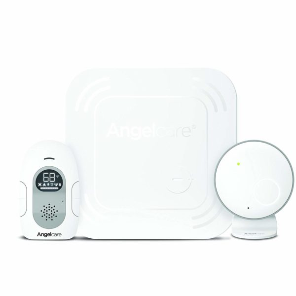 Angelcare Baby Monitor with Sound and Wireless Sensor Pad