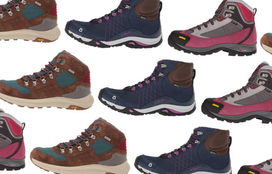 15 Cute Hiking Boots to Get Outdoors in This Season