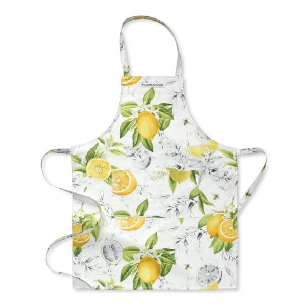 Meyer Lemon Apron