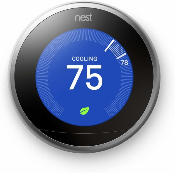 Nest Learning Thermostat, 3rd Gen