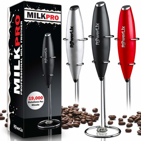 PowerLix Milk Frother