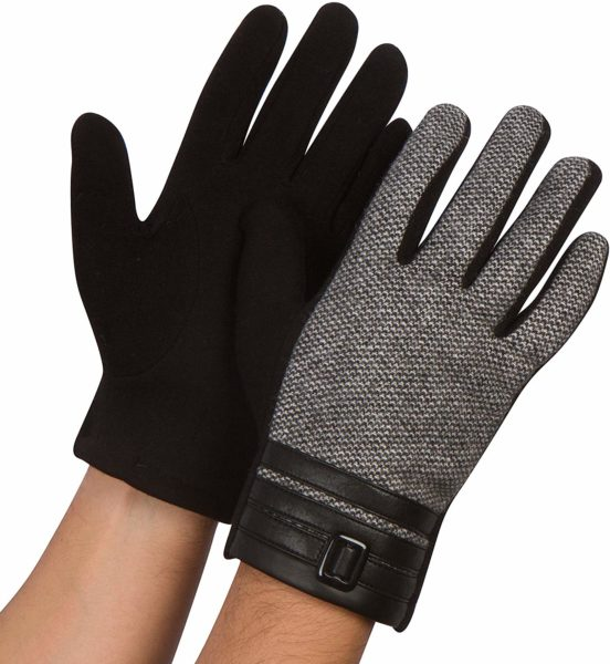 Sakkas Vegan Driving Gloves