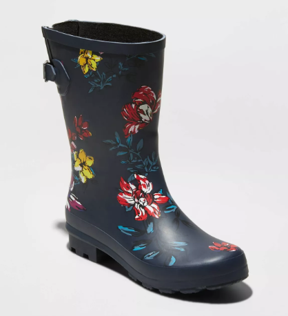 Women's Vicki Mid Rain Boot - A New Day™