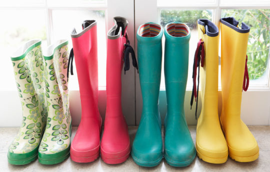 The 14 Cutest Women's Rain Boots for Staying Dry All Season