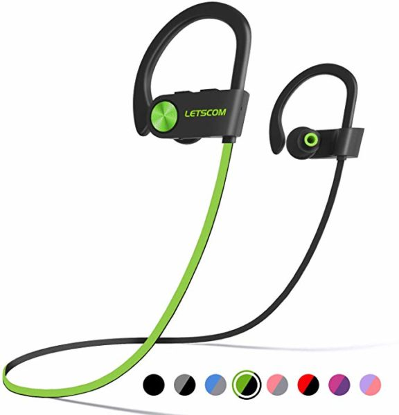 Bluetooth Headphones IPX7 Waterproof