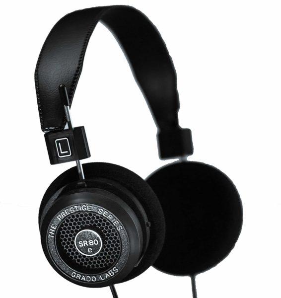 GRADO SR80e Prestige Series Wired Open Back Stereo Headphones