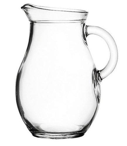 Mini Glass Pitcher