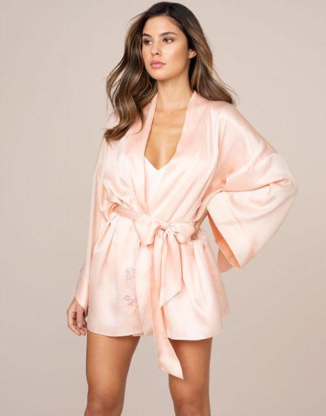 Edenn Short Kimono