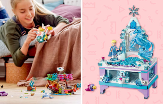 The 12 Best LEGO Sets for Girls Right Now