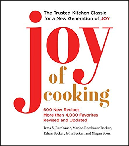 Joy of Cooking: 2019 Edition