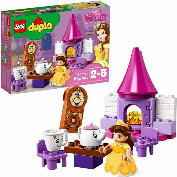 LEGO DUPLO Disney Belle's Tea Party