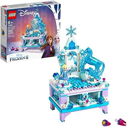 LEGO Disney Frozen II Elsa's Jewelry Box