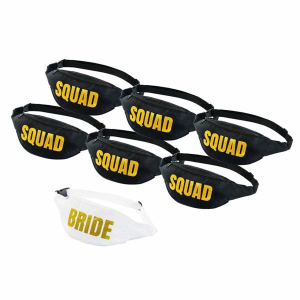 Squad Fanny Packs