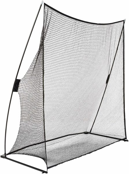 AmazonBasics Portable Driving Practice Golf Net