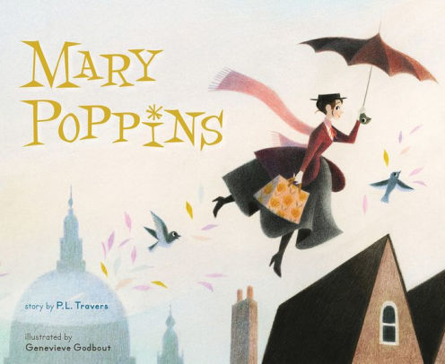 Mary Poppins Picture Book