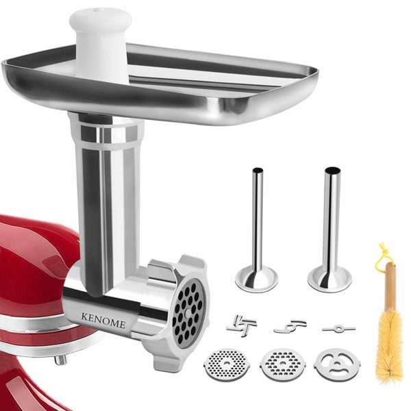 Kitchen Aid Attachment Meat Grinder
