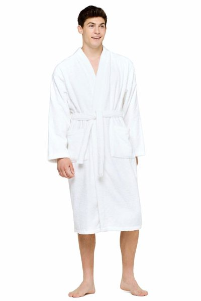 Terry Cloth Robes for Women and Men 100% Turkish Cotton