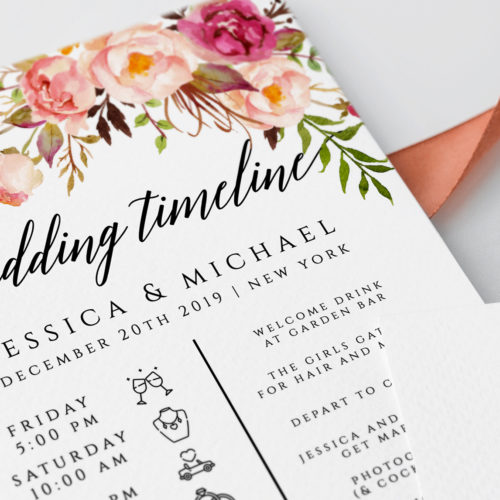 Pampering to Personalization: 14 Items You Want for Wedding Week