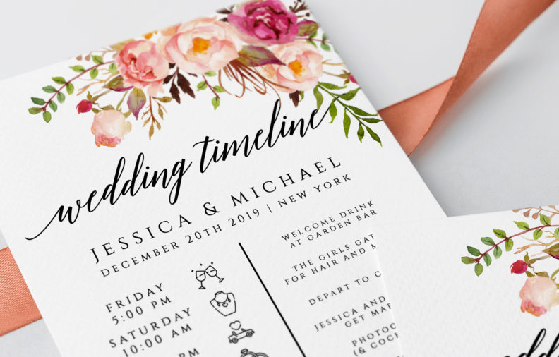 Pampering to Personalization: 13 Items You Want for Wedding Week